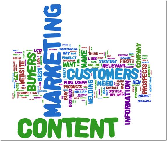 Контент маркетинг - способы распространения контента