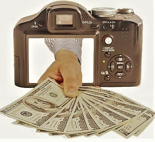 С чего начать для заработка на фотографиях